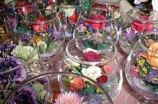 花の美しさを閉じこめる!ボトルフラワーの作り方